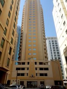 Nasmah-Tower